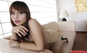 Kathoey Ayumi hardcore sex and blowjob
