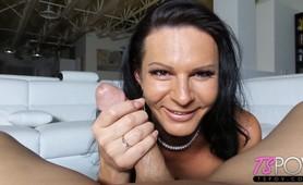 Lina Cavalli transgender pov porn