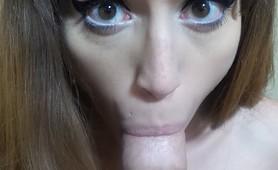 POV sex with Tgirl Kylie Maria