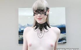 Lianna Lawson tgirl Bodysuit Solo