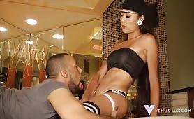 Venus Lux is Joshua's Dream Date