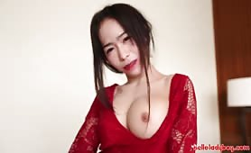 Ladyboy Ai sex trailer